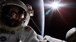 Astronaut Joseph R. Tanner