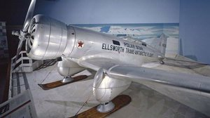 "Northrop Gamma 2B ""Polar Star"""