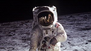 Apollo 11: Buzz Aldrin on the Moon