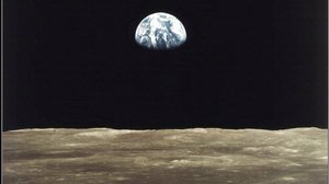 Earth - Earthrise