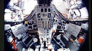inside aquarius spacecraft - photo #16
