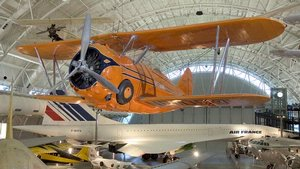 "Grumman G-22 ""Gulfhawk II"" at the Udvar-Hazy Center"