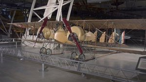 Caudron G.4 at the Udvar-Hazy Center