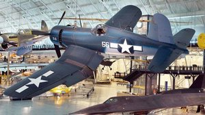 Vought F4U-1D Corsair at the Udvar-Hazy Center