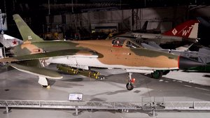 Republic F-105D Thunderchief at the Udvar-Hazy Center