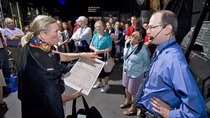 Ask an Expert at the Smithsonian National Air and Space Museum