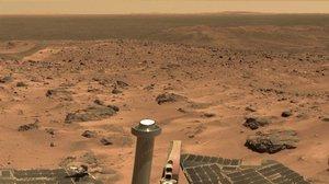 "Mars Exploration Rover ""Spirit"" panorama"