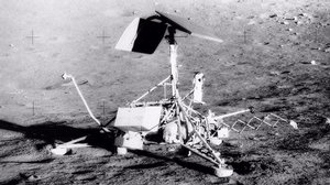 Surveyor 3 on the Lunar Surface