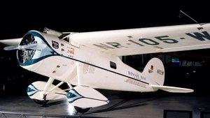 Lockheed Vega 5C Winnie Mae - Time and Navigation