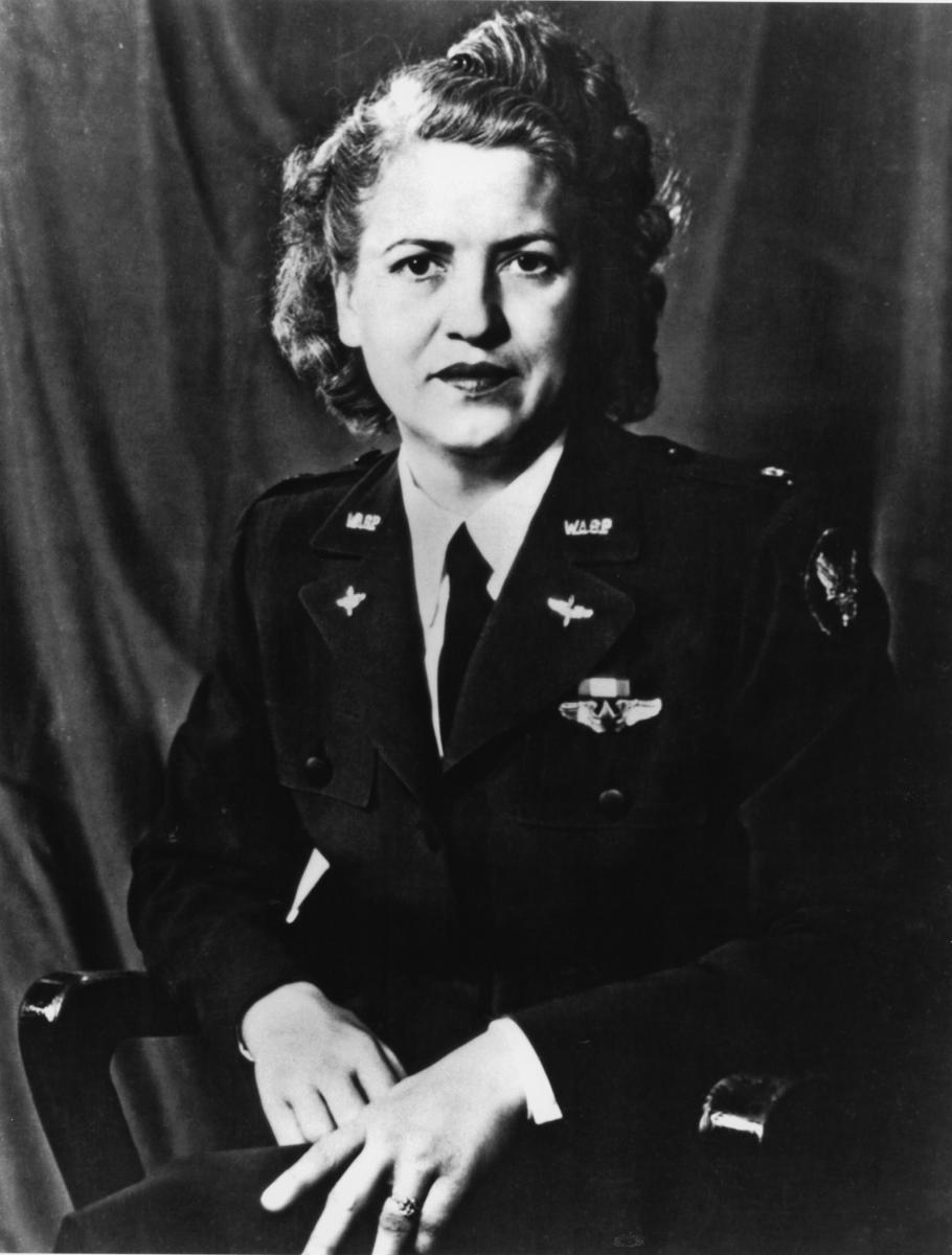 Photo of Jacqueline Cochran